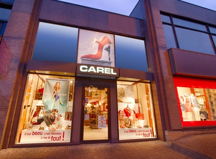 Chaussures Carel